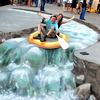 Awesome 3D Pavement Illusions
